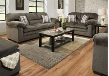 3683 Stationary Loveseat