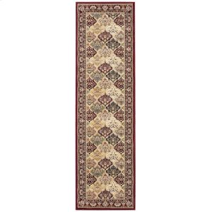 Kathy Ireland® Home Antiquities Ant02 Multicolor