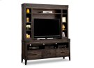 Chattanooga HDTV Unit with Hutch with 44'' TV Opening Product Image