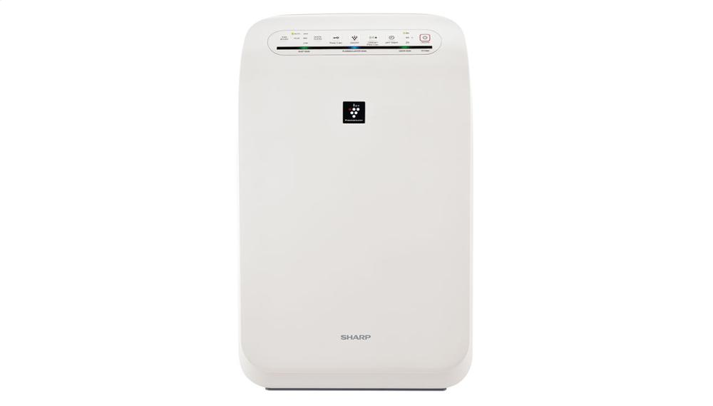Sharp HEPA Air Purifier with Plasmacluster(R) Ion Technology for Medium Rooms