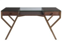 Interlaken Desk - Marrone