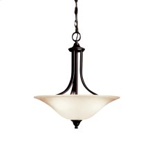 Dover Collection Dover 3 Light Semi Flush/Inverted Pendant TZ