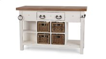 Umbria Kitchen Island Small - WHD DRW