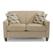 Holly Fabric Loveseat
