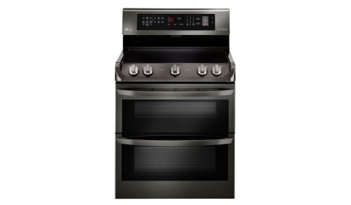 7.3 cu. ft. Electric Double Oven Range with ProBake Convection®, EasyClean® and Infrared Heating System