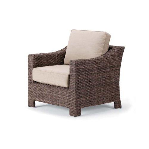 Lake Shore Wicker Arm Chair