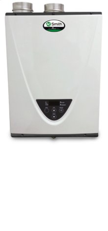 Tankless Water Heater Condensing Ultra-Low NOx Indoor 180,000 BTU Natural Gas