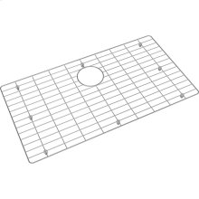 "Crosstown Stainless Steel 29-1/2"" x 15-3/4"" x 11/16"" Bottom Grid"