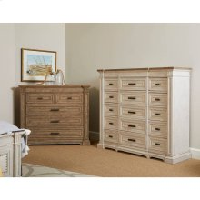 Portico Dressing Chest - Shell