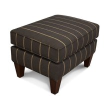Shipley Ottoman with Nails 497N