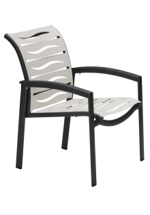 Elance EZ SPAN Dining Chair Wave Segment