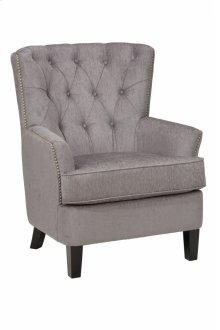 Hudson Accent Chair- Silver