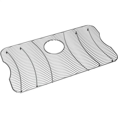 "Elkay Lustertone Classic Stainless Steel, 30-1/2"" x 18-1/2"" x 7-1/2"", Single Bowl Undermount Sink Kit w/Perfect Drain"