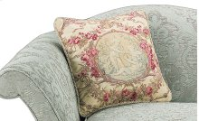 Welted Square Pillow