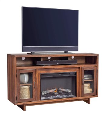 """60"""" Fireplace Console Product Image"""