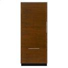 "36"" Fully Integrated Built-In Bottom-Freezer Refrigerator (Left-Hand Door Swing) Product Image"