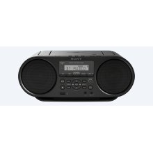 CD Boombox with Bluetooth