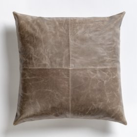 "Bryant 20"" Pillow in Refined Grey"