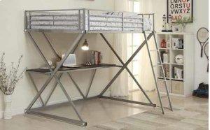 Full Workstation Loft Bed
