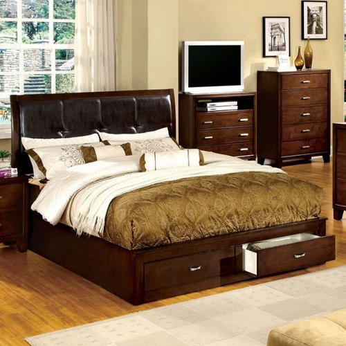 Queen-Size Enrico Iii Bed