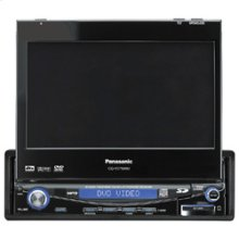 In-Dash LCD TV/DVD Receiver with SD Playback