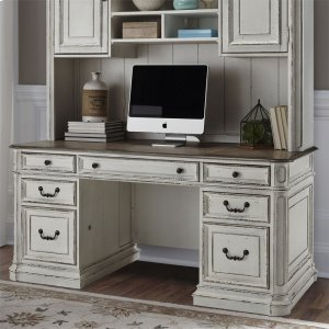 Liberty Furniture IndustriesJr Executive Credenza Base