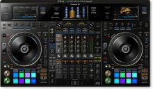 Professional 4-channel controller for rekordbox dj & rekordbox video