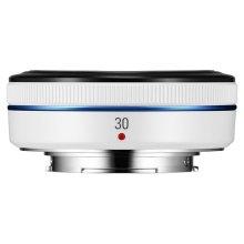 30mm NX Pancake Lens (White)