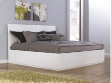 Ashley King Platform Storage Bed