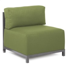 Axis Chair Seascape Moss Slipcover