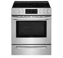Frigidaire 30'' Front Control Freestanding Electric Range