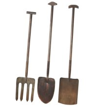 Decorative Garden Tool (3 asstd).