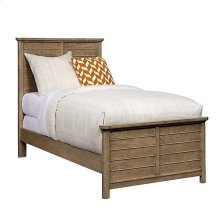 Driftwood Park-Panel Bed in Sunflower Seed - Twin