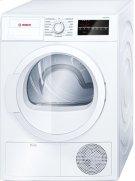 300 Series Cond. Dryer - 208/240V, Cap. 4.0 cu.ft., 15 Cyc.,67 dBA Galv.Drum, White/Door Non-Rev. Product Image