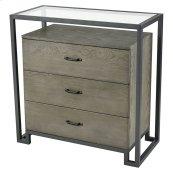 Mezzanine 3-drawer Chest