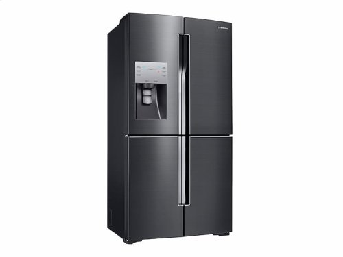 23 cu. ft. Counter Depth 4-Door Flex Refrigerator with FlexZone