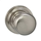 Interior Traditional Knob Latchset - Solid Brass in TB (Tuscan Bronze, Lacquered) Product Image