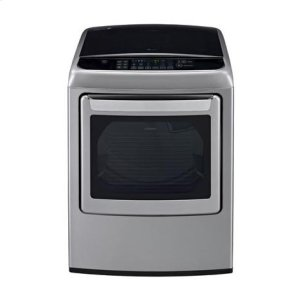 LG Appliances7.3 cu.ft. Ultra Large Capacity High Efficiency Front Control SteamDryer with SteamFresh