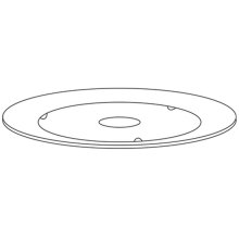 Glass Cooking Tray