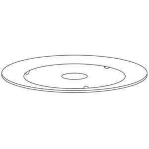 PanasonicGlass Cooking Tray