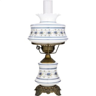 Abigail Adams Table Lamp in Antique Brass