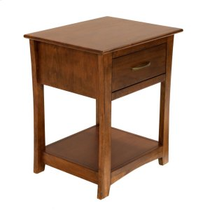 A AmericaOne Drawer Nightstand