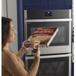 "GE ®30"" Smart Built-In Convection Single Wall Oven"