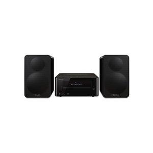 OnkyoColibrino CD Hi-Fi Mini System with Bluetooth (Black)