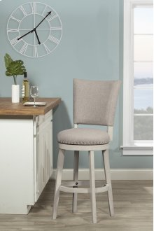 Elder Park Swivel Counter Height Stool