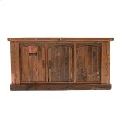 Kingston 3 Door Cabinet Product Image