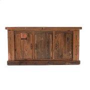 Kingston 3 Door Cabinet Product Image