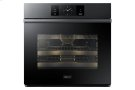 "30"" Steam-Assisted Single Wall Oven, Silver Stainless Steel Product Image"