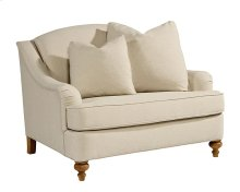 Linen Adore Chair