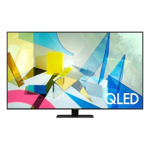 "Samsung Electronics65"" Class Q80T QLED 4K UHD HDR Smart TV (2020)"